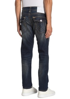 True Religion Rocco Flap Pocket Super T Relaxed Skinny Jeans