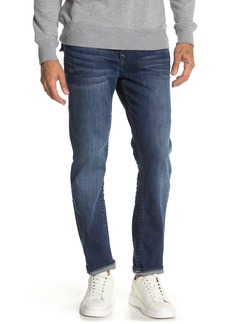 True Religion Rocco Flap Straight Leg Jeans