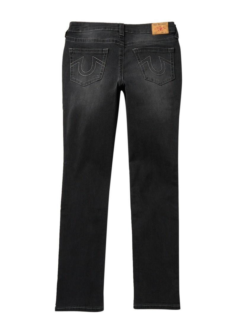 True Religion Rocco Single End Jeans (Big Boys)