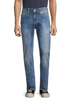 True Religion Rocco Straight-Leg Jeans
