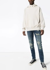 True Religion Roco distressed slim-fit jeans