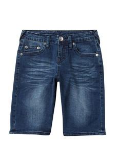 True Religion SE Jean Shorts (Big Boys)