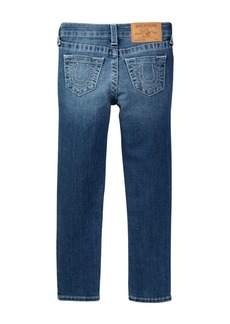 True Religion Single End Skinny Jean (Big Girls)