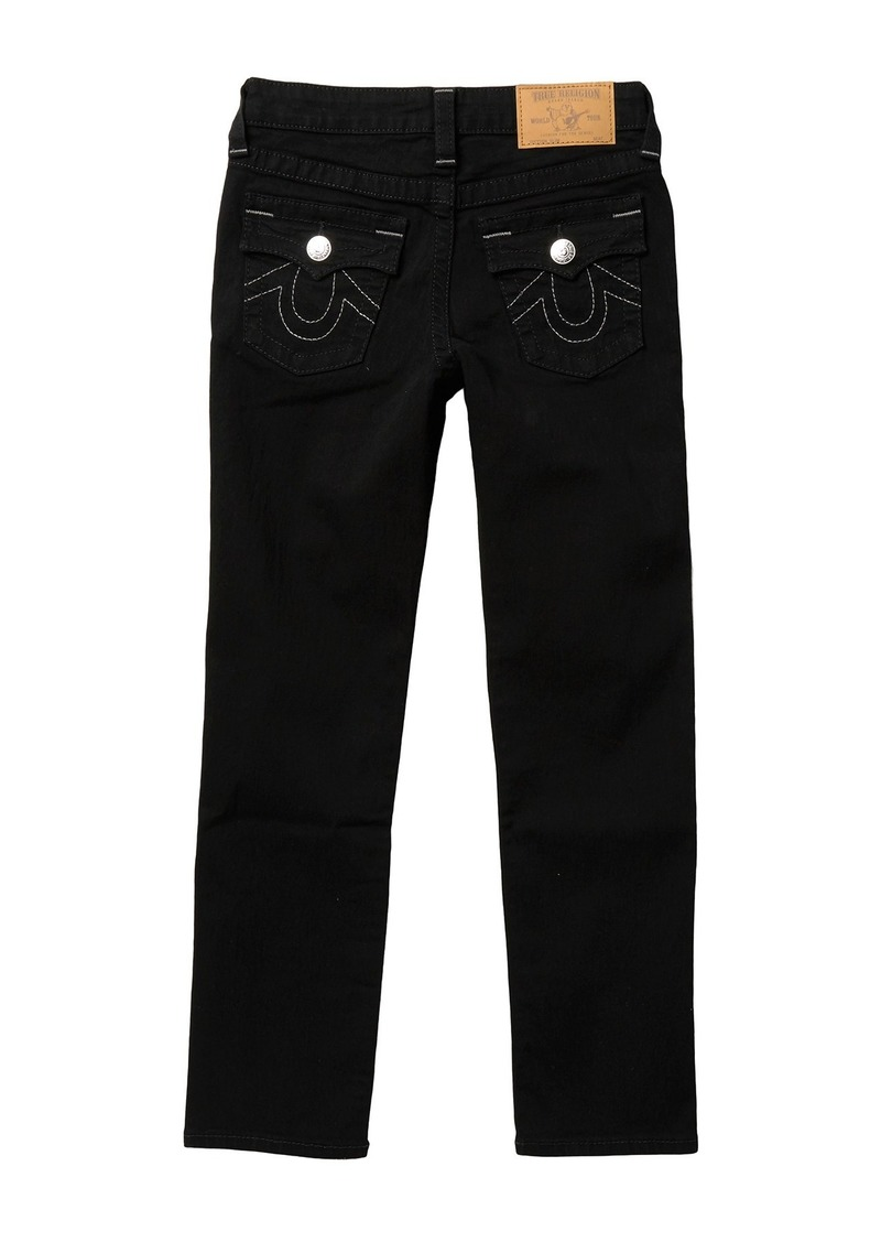 True Religion Single End Slim Jeans (Big Boys)