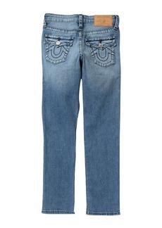 True Religion Single End Slime Jeans (Big Boys)