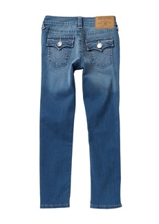 True Religion Single Needle Denim Jeans (Big Girls)