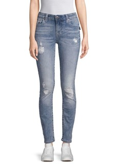True Religion Skinny Ankle Jeans