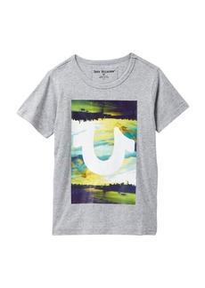 True Religion Skyline Short Sleeve T-Shirt (Toddler & Little Boys)