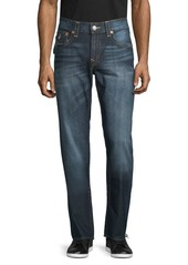 True Religion Slim-Fit Straight Jeans