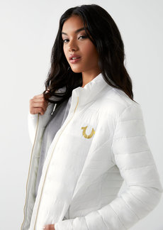True Religion SLIM PUFFER JACKET