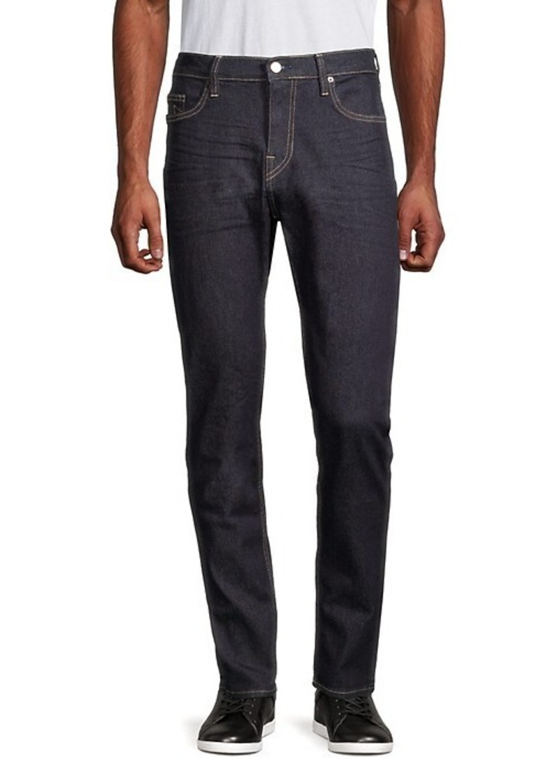 True Religion Solid Skinny-Fit Jeans
