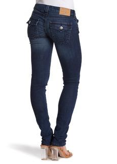 True Religion Stella Flap Pocket Skinny Jeans