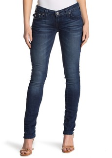 True Religion Stella Flap Pocket Skinny Jeans