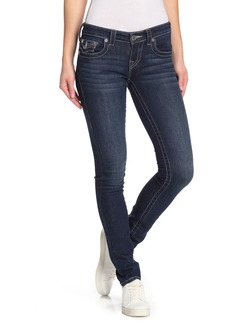 True Religion Stella Low Rise Skinny Jeans