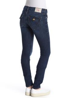 True Religion Stella Lurex Skinny Jeans