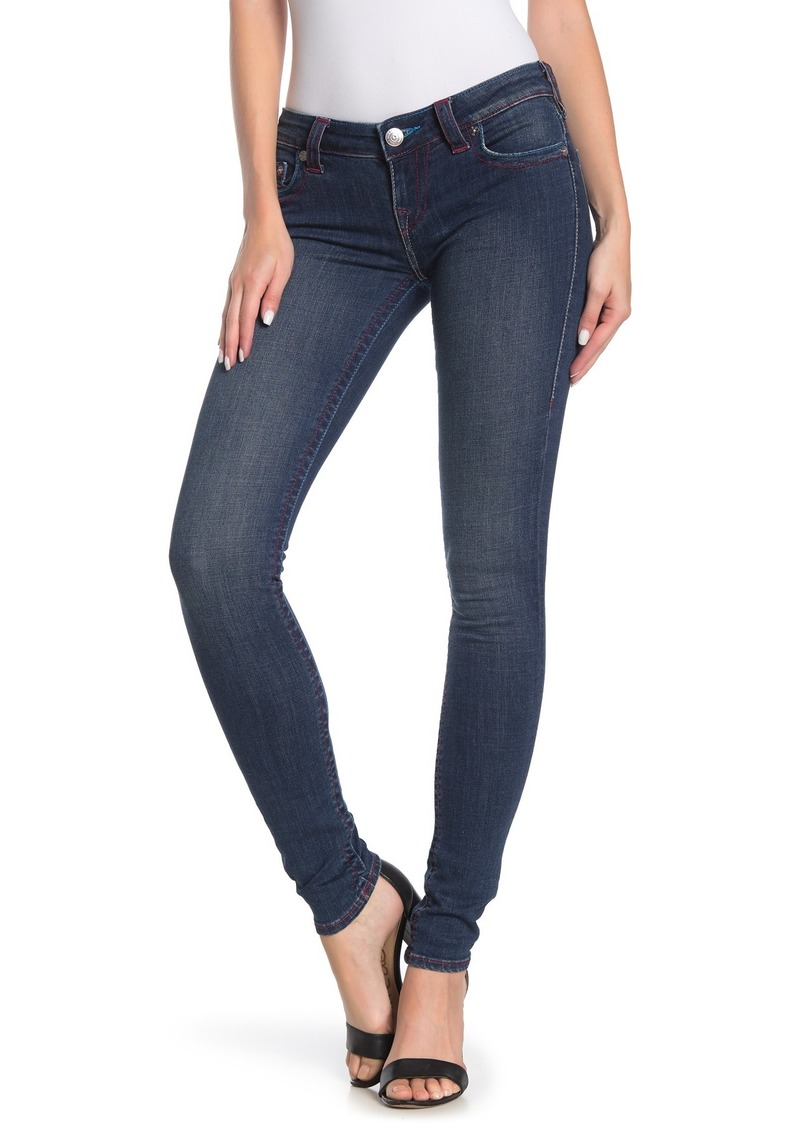 True Religion Stella Merica Skinny Jeans