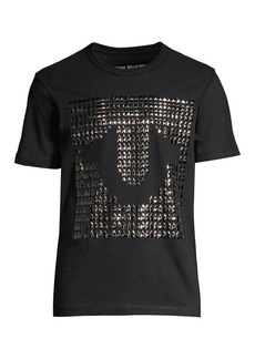 True Religion Studded Cotton Tee