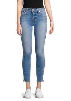 True Religion Super Skinny Ankle Jeans