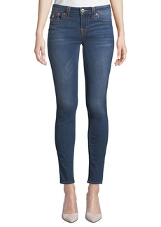 True Religion Super-Skinny Flap-Pocket Jeans