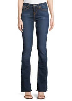 True Religion Super-Stretch Boot-Cut Jeans