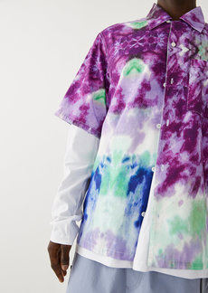 True Religion TIE DYE SHIRT