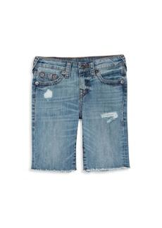 True Religion Toddler's, Little Boy's & Boy's Geno Denim Shorts