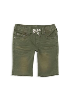 True Religion Toddler's, Little Boy's & Boy's Geno French Terry Cotton Shorts