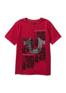 True Religion TR Poster T-Shirt (Big Boys)