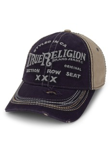 True Religion Triple X Baseball Cap
