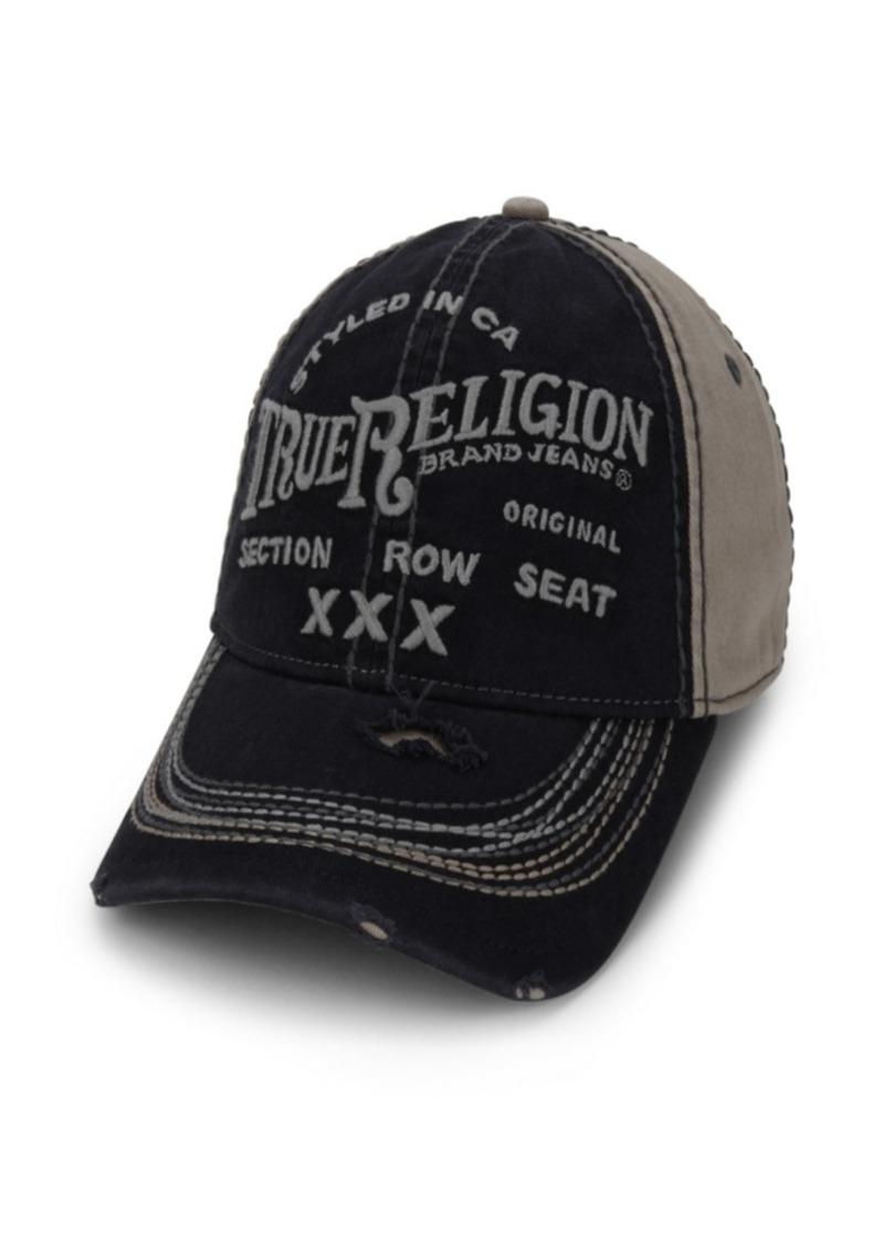 True Religion Triple X Cap