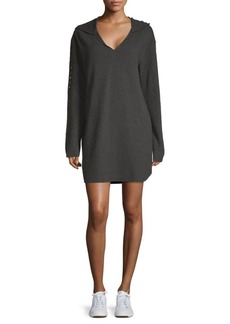 True Religion Active Hoodie Dress