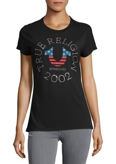 True Religion Americana Graphic Tee