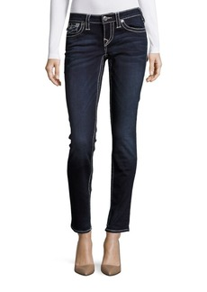 True Religion Ankle-Length Skinny-Fit Jeans