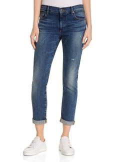 True Religion Audrey Slim Boyfriend Jeans in True Haze