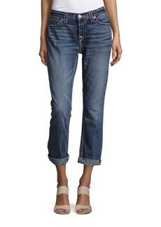 True Religion Audrey Slim-Fit Cotton Jeans