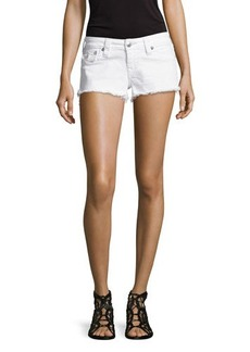 True Religion Basic Cut-Off Denim Shorts