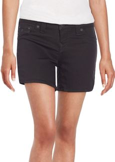 True Religion Basic Denim Shorts