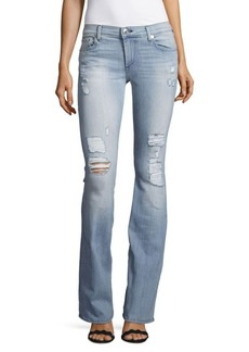 True Religion Becca Flap Jeans