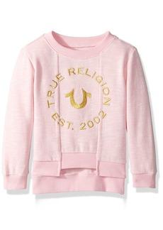 True Religion Big Girls' Hoody  M