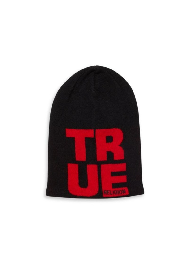 2142983badfb6 SALE! True Religion True Religion Blended Cashmere Beanie