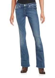 True Religion Bootcut Five-Pocket Jeans