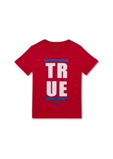 True Religion Boys' Blocked True Tee - Little Kid, Big Kid