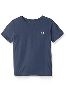True Religion Boys' Toddler Logo Tee Shirt