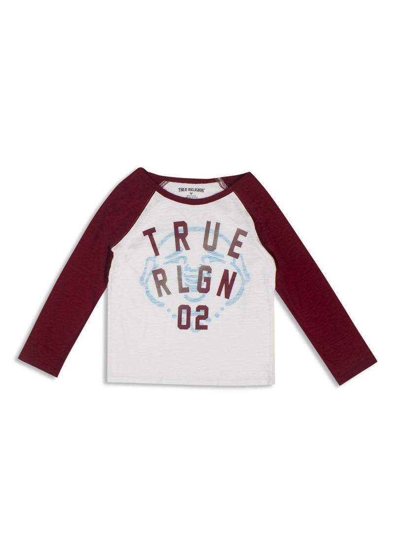 True Religion Boys' Buddha Logo Tee - Sizes S-XL