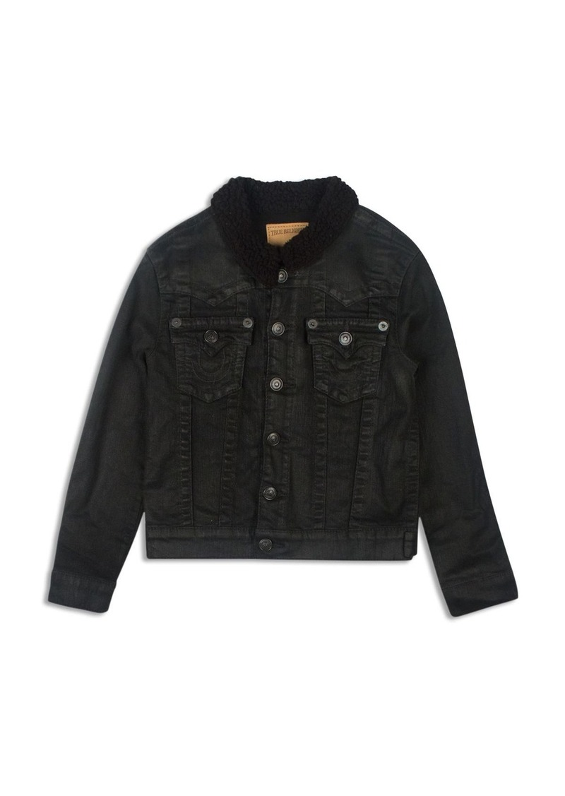 True Religion Boys' Denim Jacket - Sizes S-XL