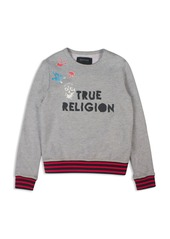 True Religion Boys' French Terry Sweatshirt - Big Kid