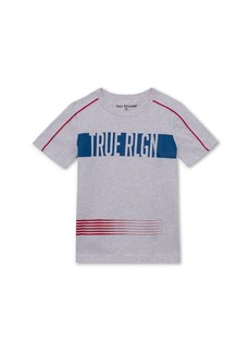 True Religion Boys' Slogan Tee - Little Kid, Big Kid