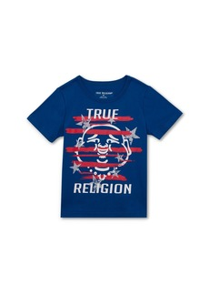 True Religion Boys' Stars and Stripes Tee - Little Kid, Big Kid