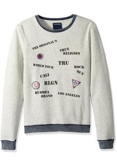 True Religion Boys' Toddler Stamp Sweatshirt