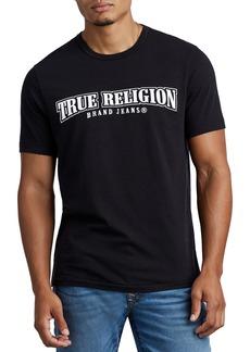 True Religion Brand Jeans Arch Logo T-Shirt